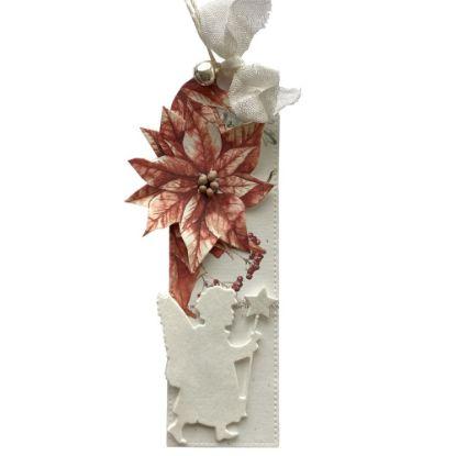 Obrázek Jmenovka na dárek (střední) Anděl