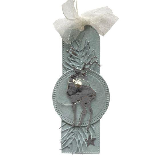 Obrázek Jmenovka na dárek (střední) Jelen