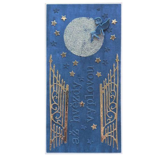 Obrázek Vánoční přání Až hvězdy vyplovou