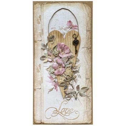 Obrázek Valentýnské přáníčko Vintage